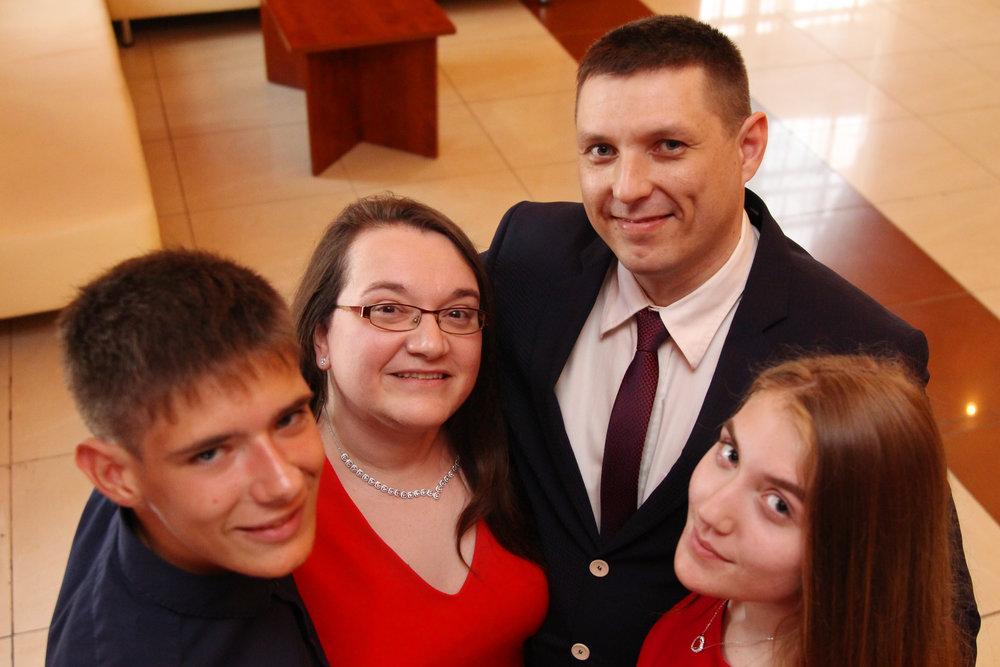 Vladimir & Debbie Lukyanov - Russia