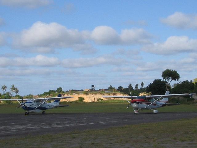 Inhambane, Mozambique Airport