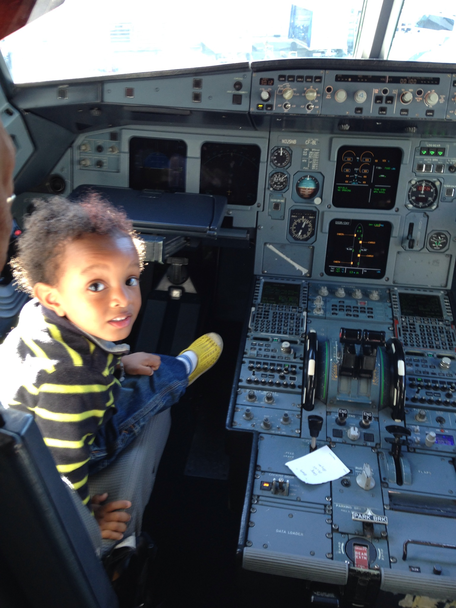 Future pilot?