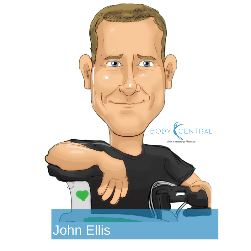 John Ellis -  Sports Massage Therapist