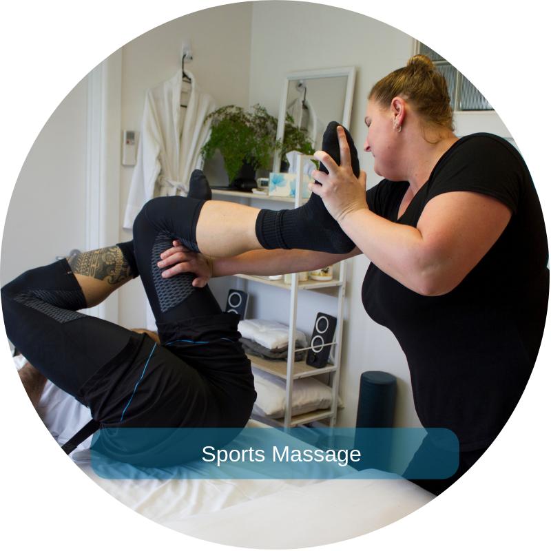 Sports Massage Christchurch