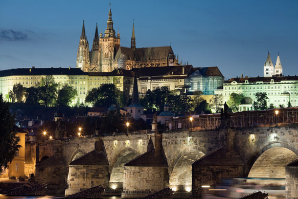 5. Prague Castle, Czech Republic