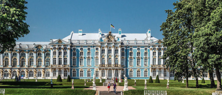 8. Catherine Palace, Russia