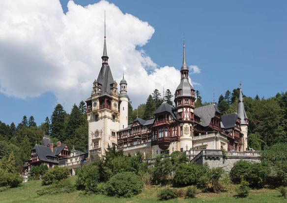 7. Peleș Castle, Romania