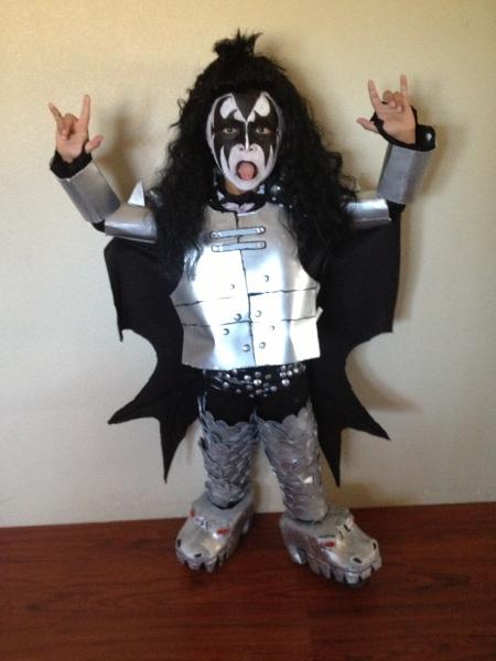 13 Creative Handmade Halloween Costumes For Children Love