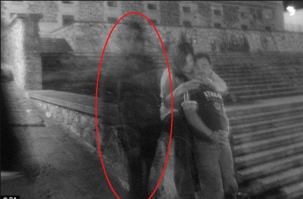 5 of the Creepiest Ghost Sightings Caught on Tape (Video ...