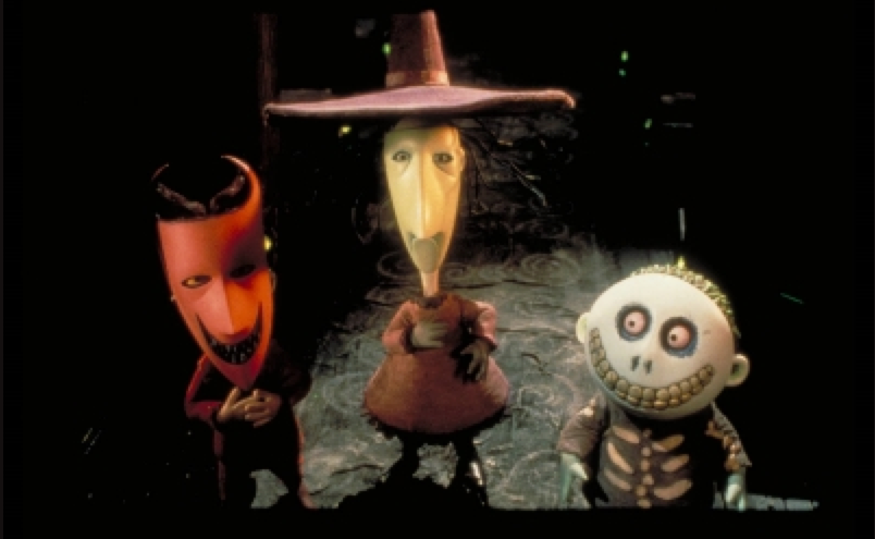 deleted scenes from the nightmare before christmas the oogie boogie alternate ending is surprising video