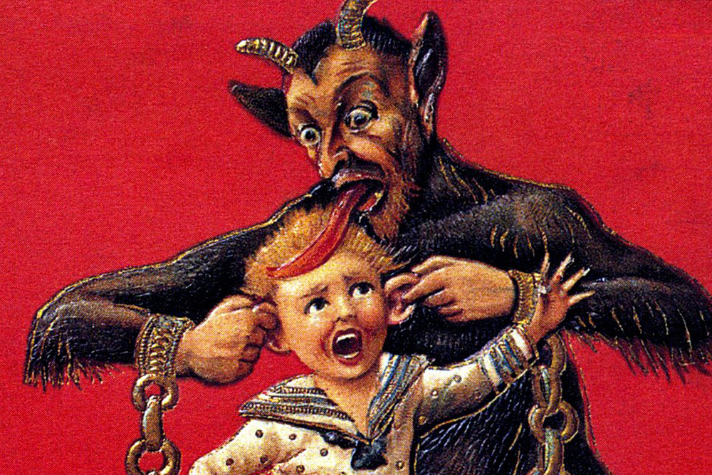 Will Krampus Be Visiting You This Year?? Here\'s Everything You Need ...
