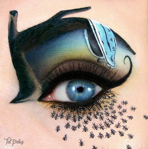 Eye Make up by  Tal Peleg