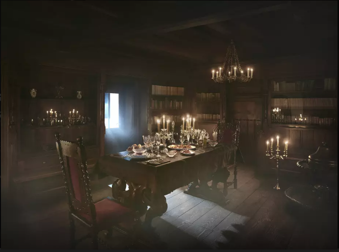 Enjoy the same meal as described in the Dracula novel! Photo via Airbnb