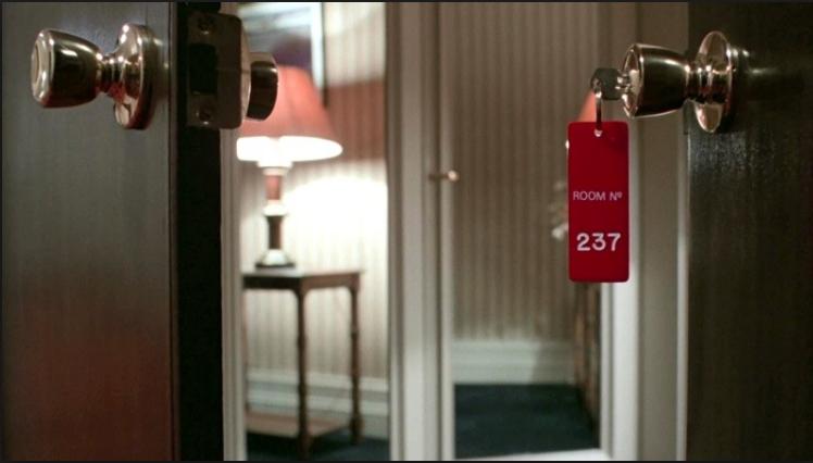 Bedroom fun filmed through open door - 4 1