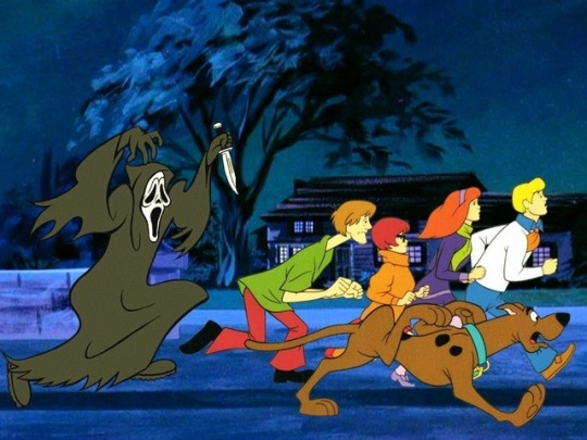 What Happens When Scooby Doo Meets Horror Movie Icons! — I Love
