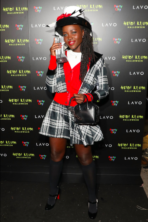Lupita Nyong'o as Dionne Davenport from  Clueless.