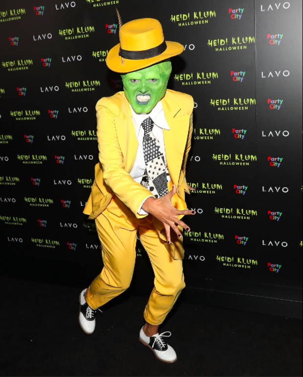 Kat Graham as Stanley Ipkiss from  The Mask.