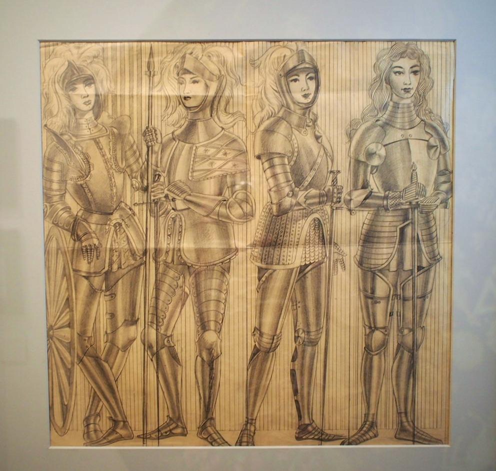also Fornasetti, Musée des Arts Décoratifs