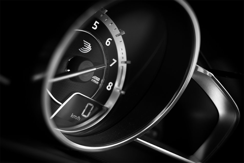 car manufacture brand identity design
