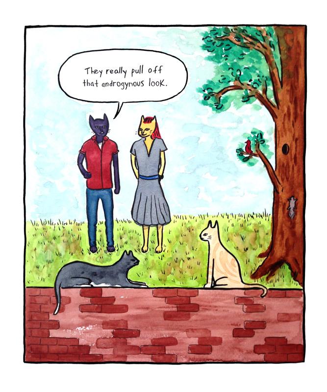 Meow de Vivre