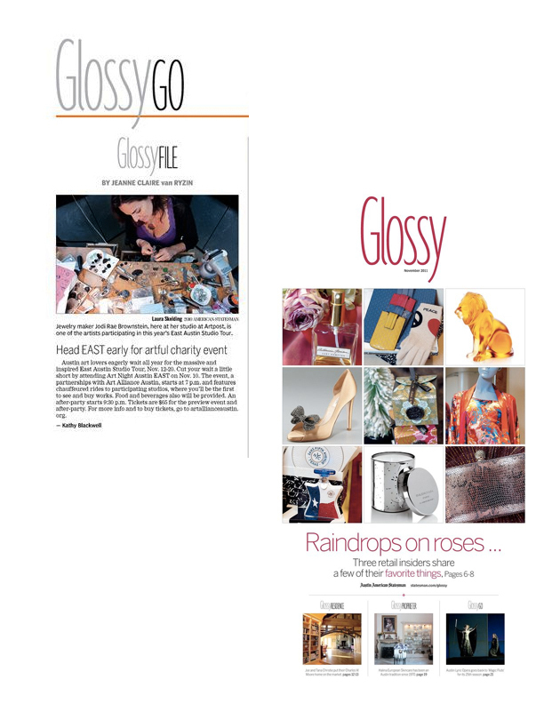 Glossy, 2011