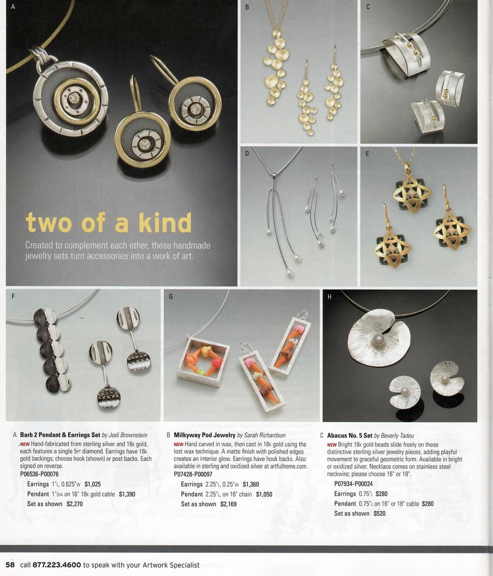 Artful Home Catalog, 2010