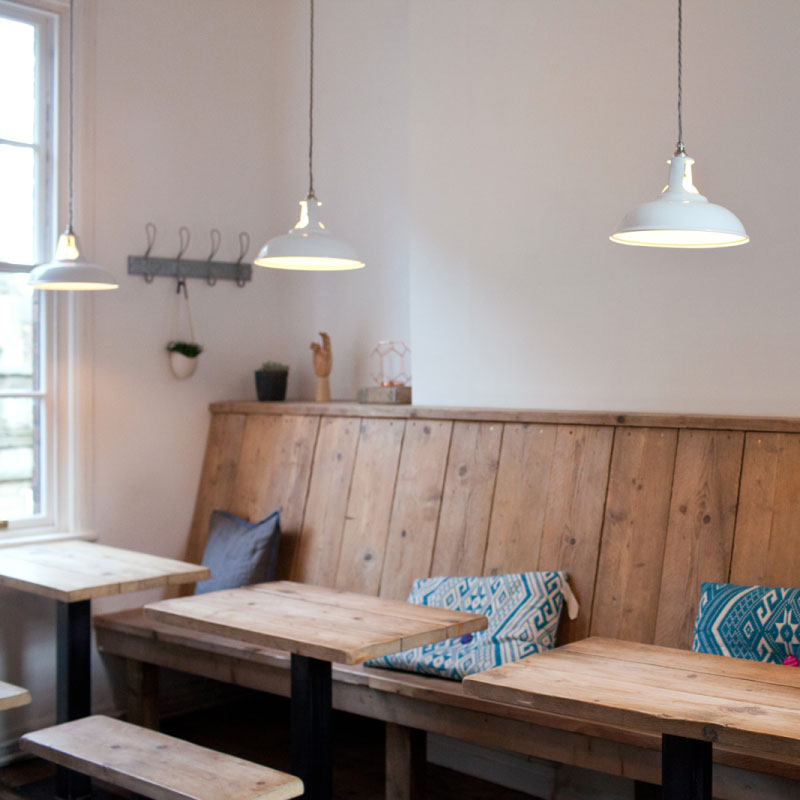 MARMADUKES / SHEFFIELD Independent cafe in the heart of Sheffield serving speciality coffee and high quality, locally sourced food in a beautifully designed space spread over three floors