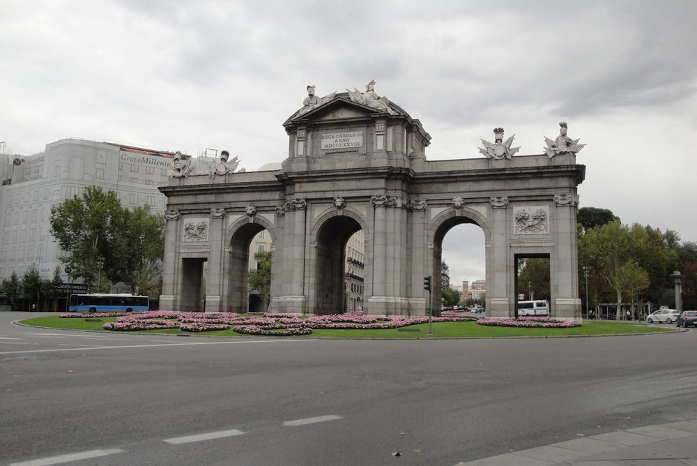 Photograph from Madrid, spain