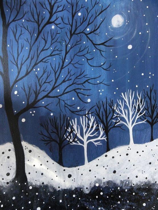 - Winter Night, Friday - November 17, 6:30-9:30pm