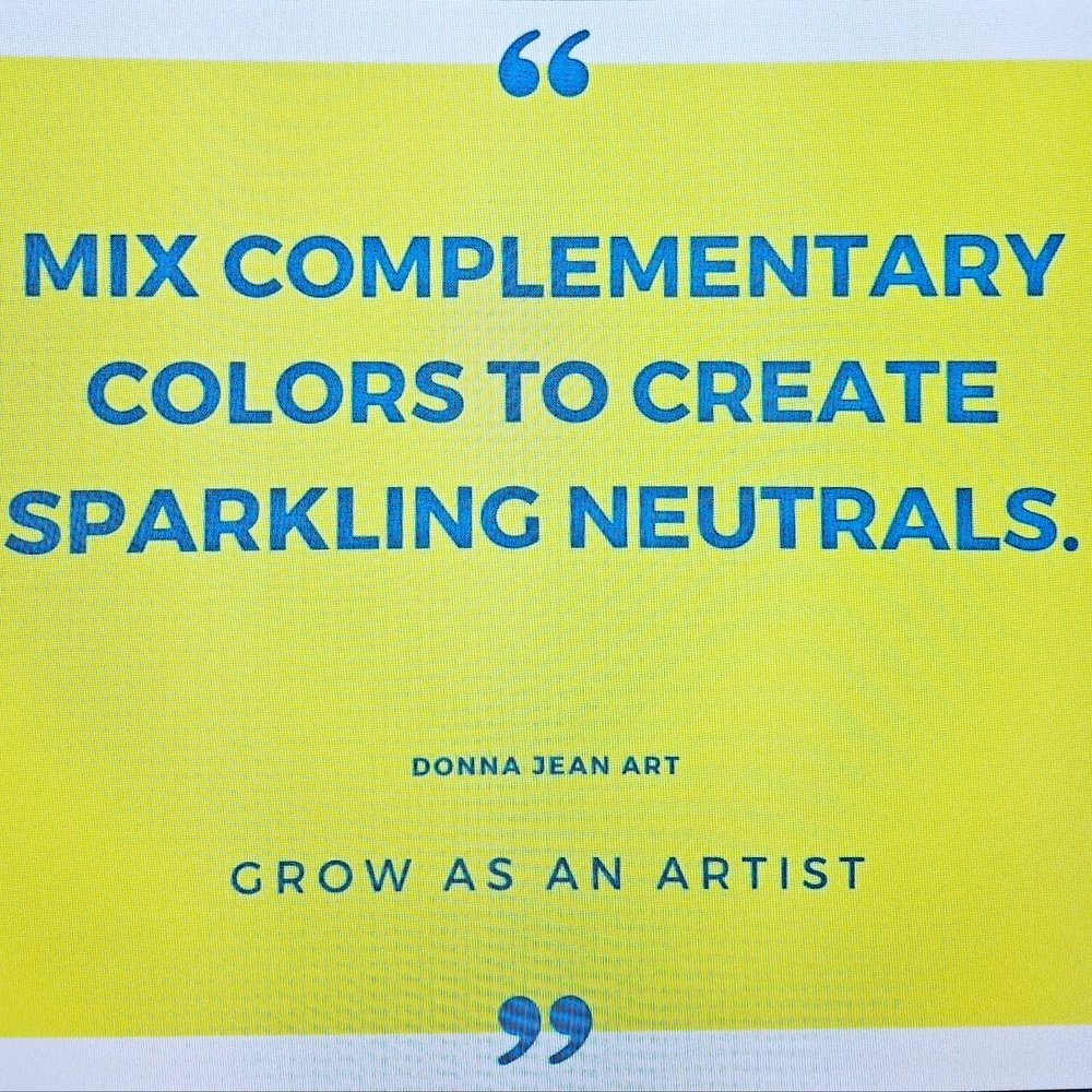 Complementary Color Mixing