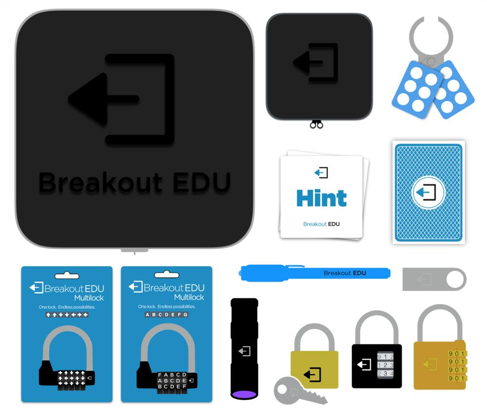 Image result for breakoutedu kit