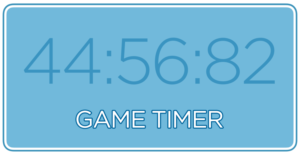 Add the element of urgency to your game with the Breakout EDU timer.