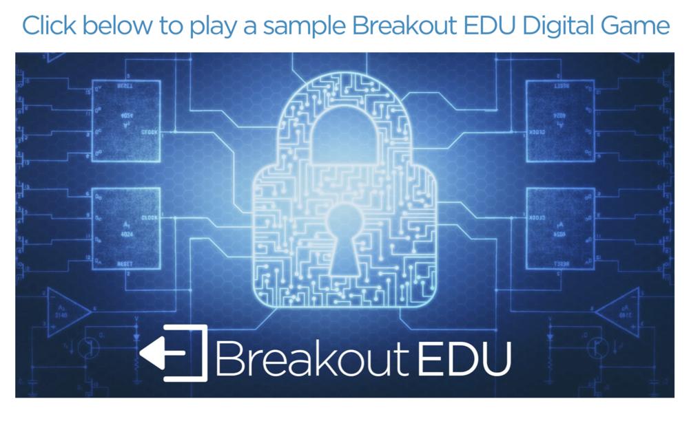 Breakout EDU Digital — Breakout EDU