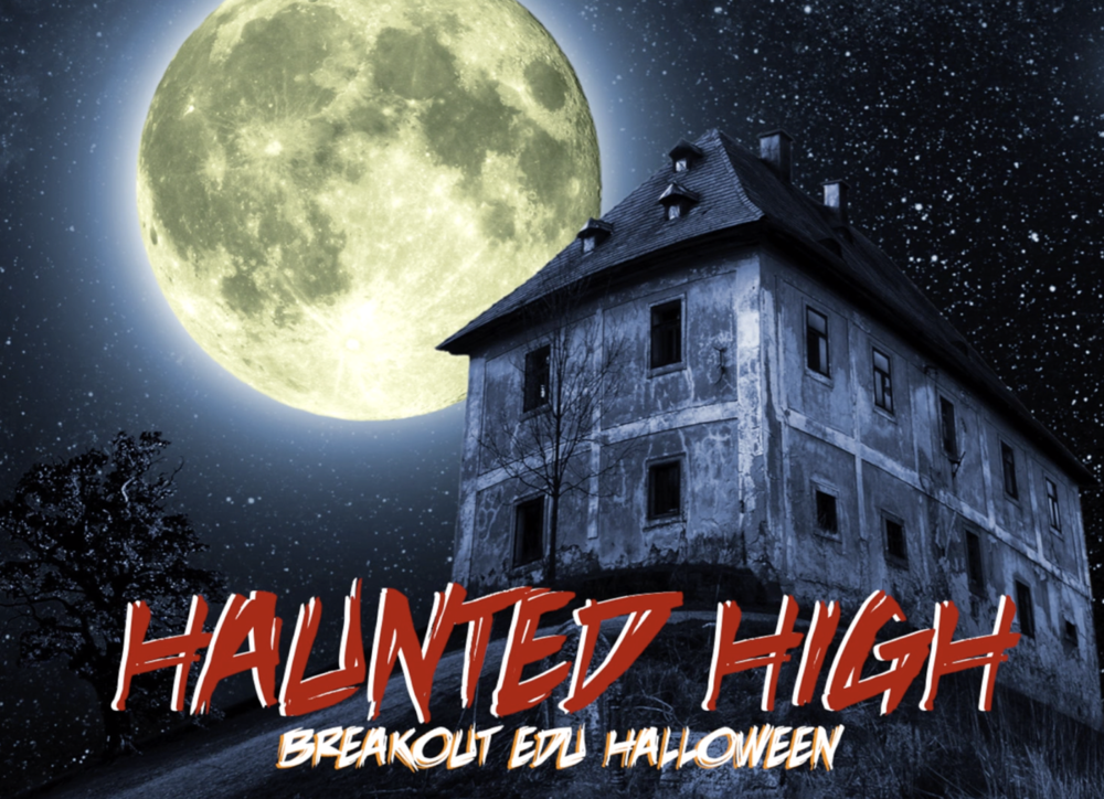 Haunted High   In 1953, Haunted High School was forced to close its doors due to odd occurrences around the school. Upon later investigation, all of these events were linked to a strange box that randomly appeared in the homeroom of Eunice Lugosi. A similar box has appeared in your room today… can you open the box to break the curse of Haunted High School?    LEARN MORE