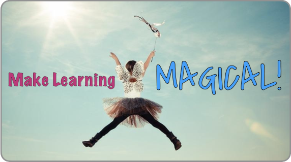 Based on the book,  Make Learning Magical,  this game explores the creative passions that can make learning just that!