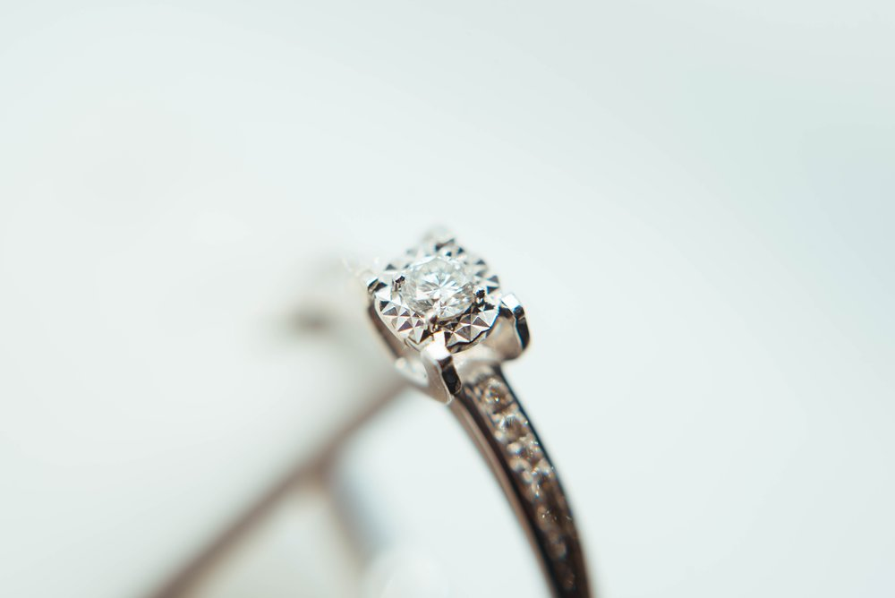 wedding ring photo by  chuttersnap  on  Unsplash