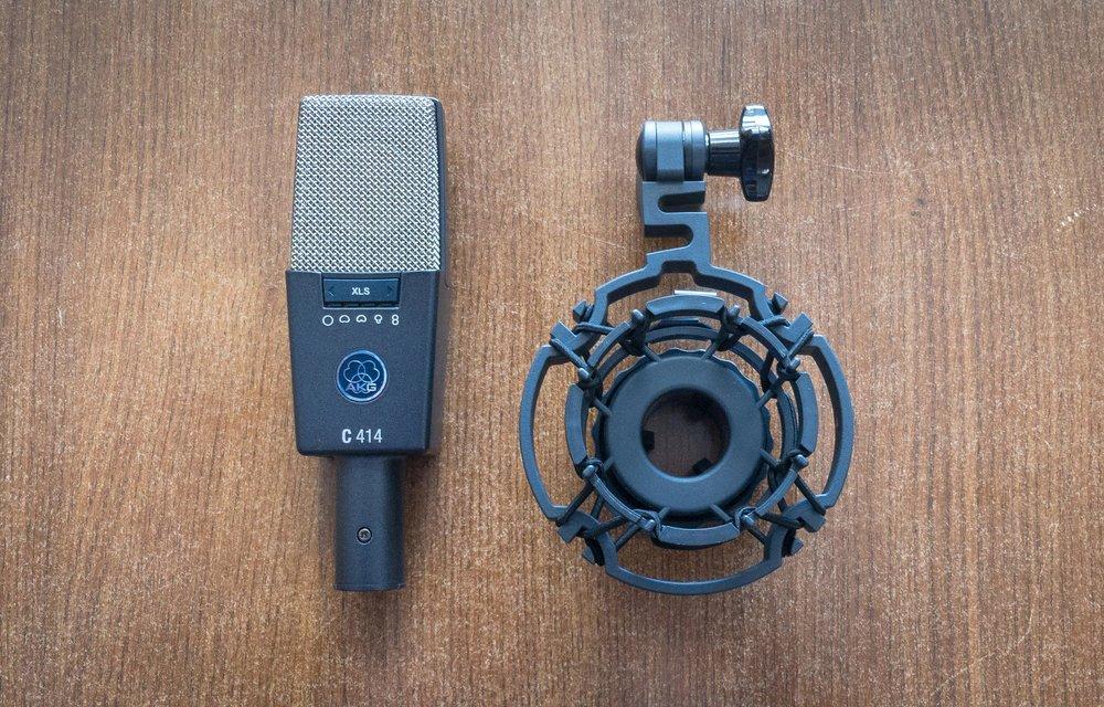 AKG C414 XLS -
