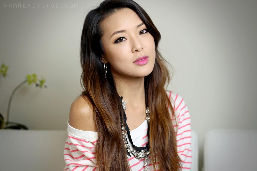 youtube beauty guru, frmheadtotoe