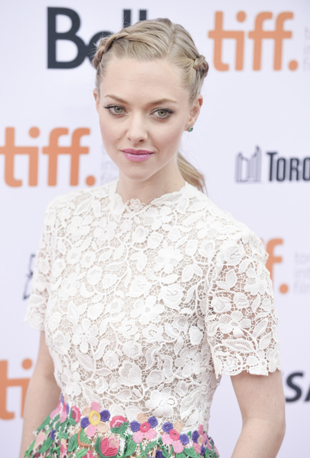 Toronto International Film Festival (TIFF) - 'While We're Young' - PremiereFeaturing: Amanda SeyfriedWhere: Toronto, CanadaWhen: 06 Sep 2014Credit: Euan Cherry/WENN.com