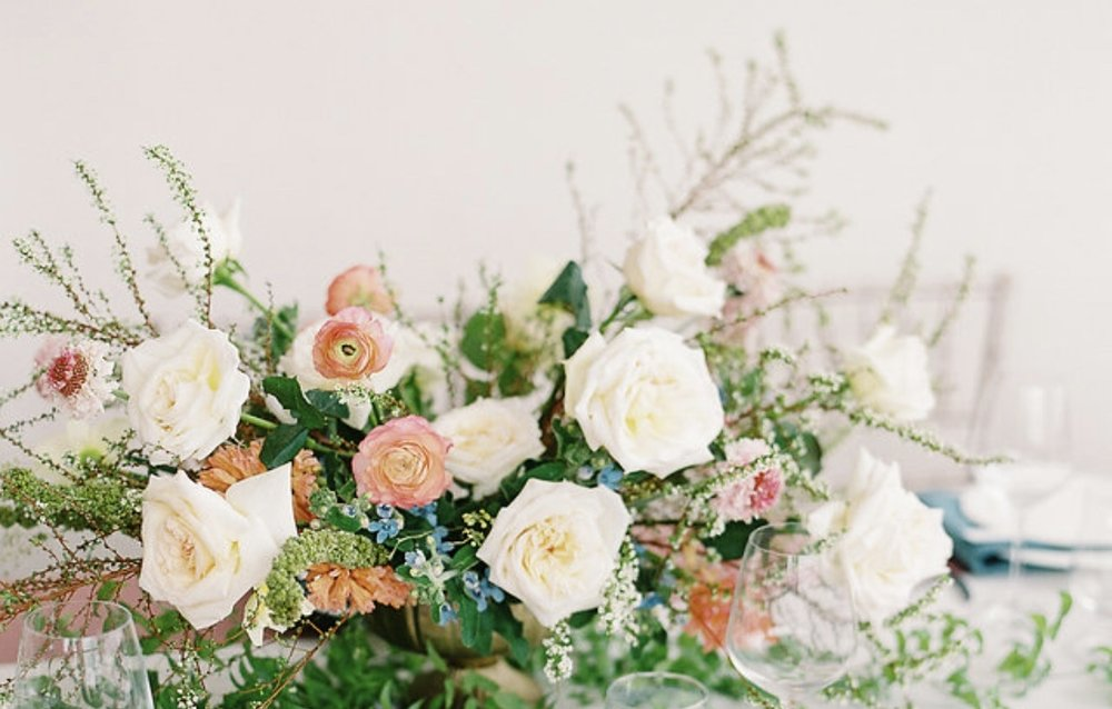 Private Arranging Workshop - For an intimate, one-on-one experience in floral design, private design workshops are available + include:A full day at the studio with EvelynMarket visit + tourProfessional photographyBusiness Q + AAll materialsLunch