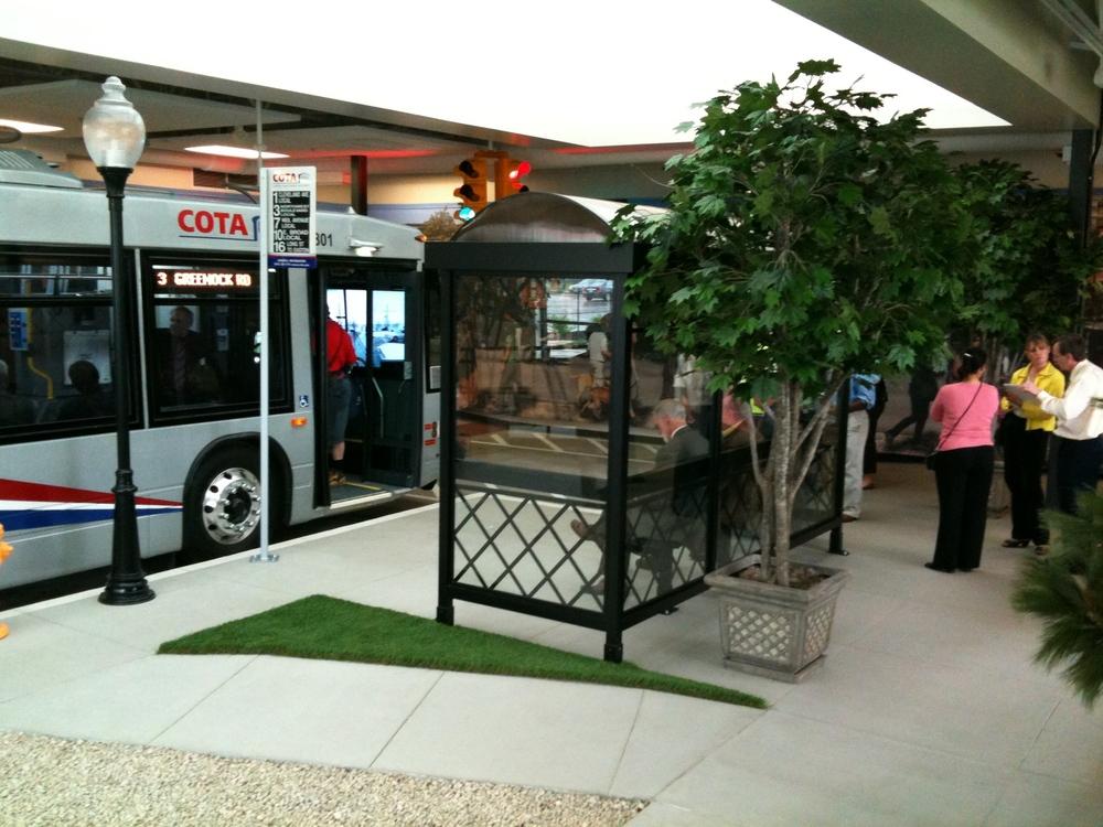 COTA Mobility Simulator