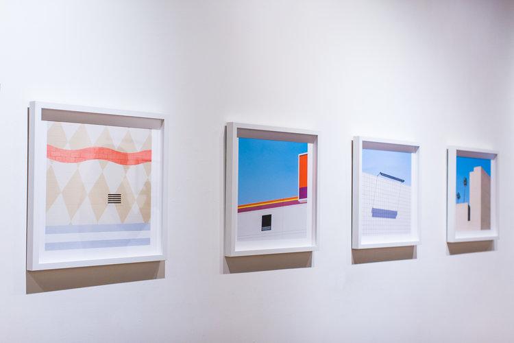 BOW:   an under $800 art show    January - February 2018
