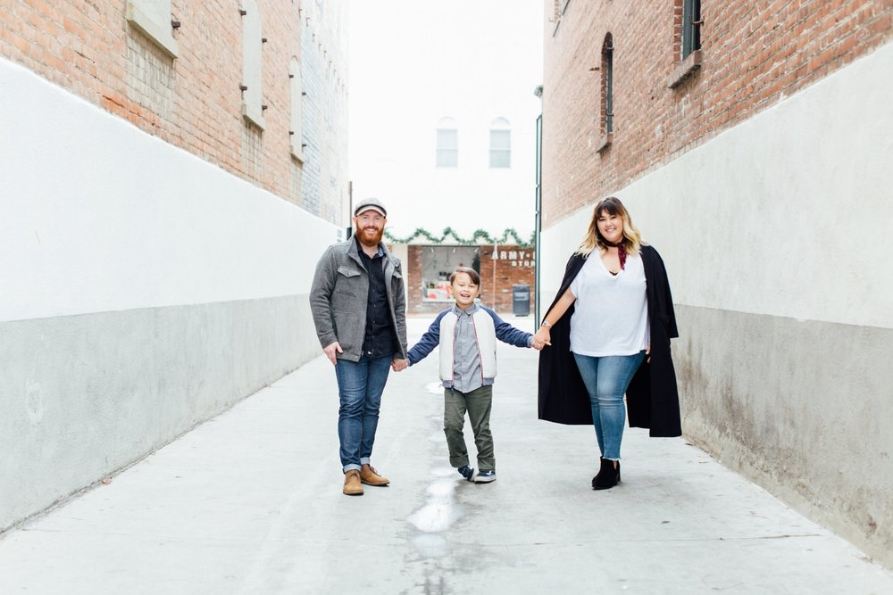 Family Portrait Session Packages -