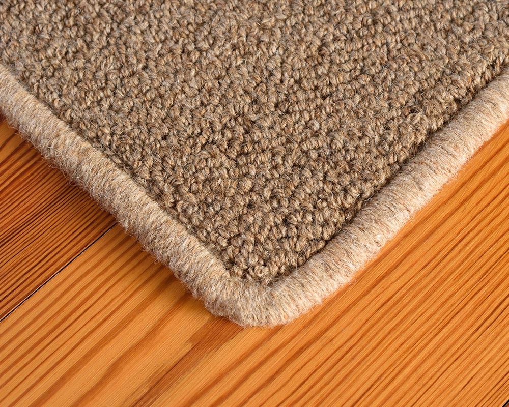 Area Rug Edge | Dolomite Bio-Floor™  Carpet in Tussock