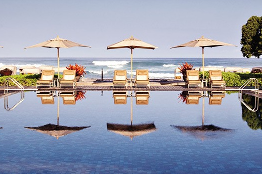 Four- Seasons Hualalai, Photo Courtesy of Four- Seasons Hualalai
