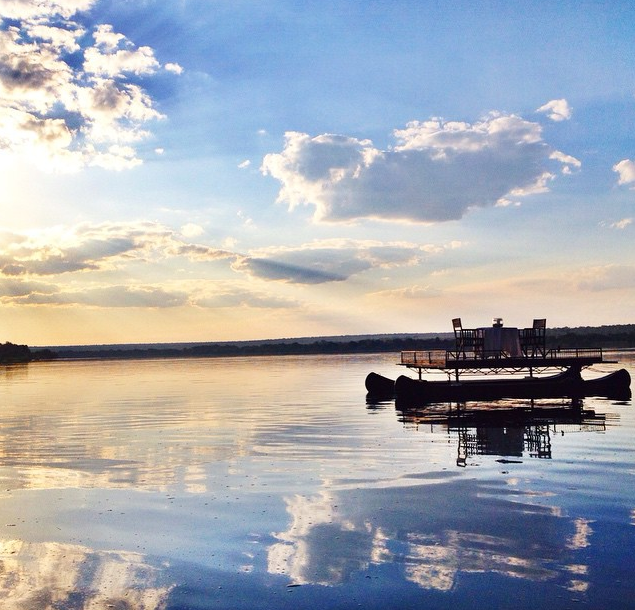 Tongabezi Lodge in Zambia - Photo Credit: @jengoesafar