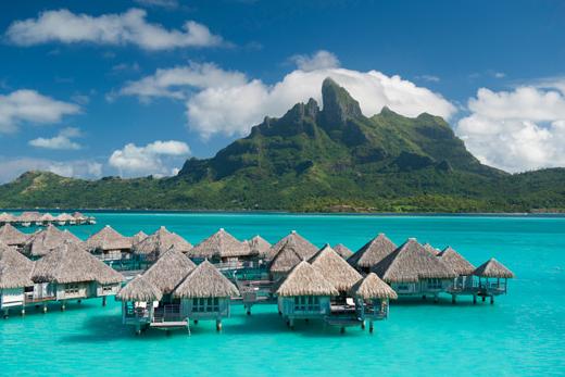 Image Courtesy of St. Regis Bora Bora