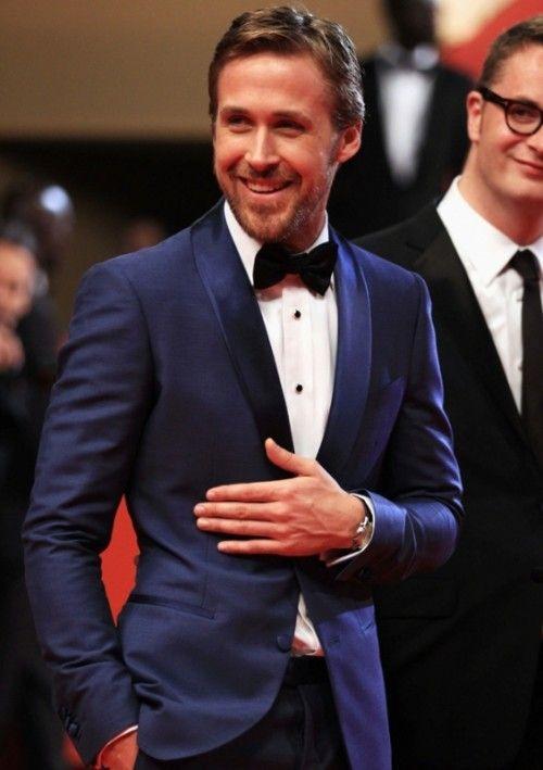Ryan Gosling: Classic Black-Tie