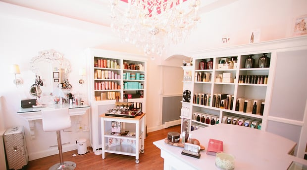 Photo Credit Townhouse Beauty Bar