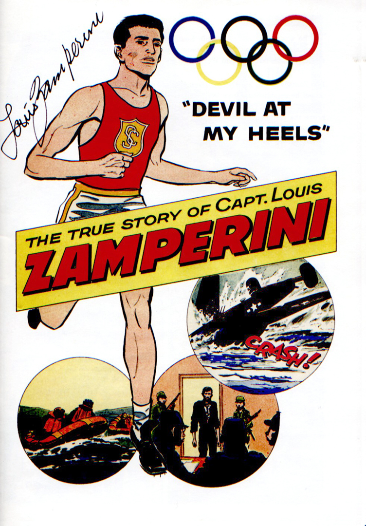This masterfully illustrated comic book from 1956, is now being reproduced for use by Royal Family KIDS, as well as outreach for youth through The Louis Zamperini Foundation. Deeply relevant and as timeless as ever!