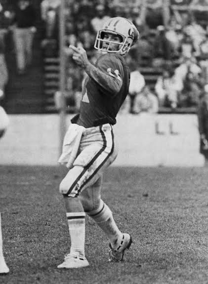 Torchio at CAL in the early 80's