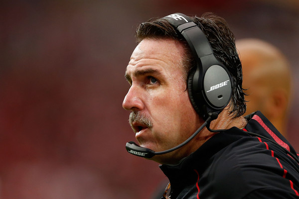 For Jim Tomsula, 2015 has been a season spent searching for answers. (Photo by Christian Petersen)