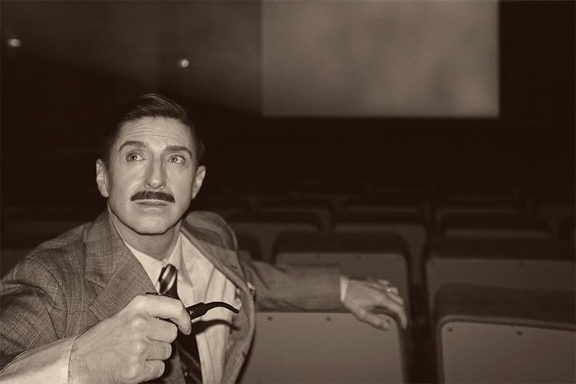 """Lenny Von Dohlen portrays """"Oskar Knight"""" (Photo Courtesy of """"Near Myth: The Oskar Knight Story"""")"""